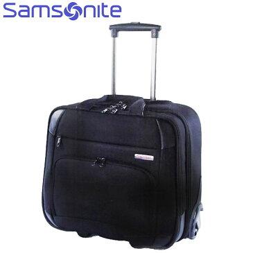 Samsonite サムソナイト Vaton ローリングトート キャスター付 ビジネスバッグ ビジネス スーツケースキャリーケース 機内持ち込み モバイル収納 【ラッキーシール対応】