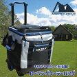 あす楽【ARCTIC ZONE】キャリーカート付 クーラーバッグ 折り畳み式 ソフトクーラーローリングクーラーバッグ