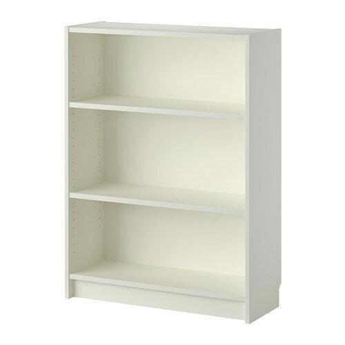【送料無料】【IKEAイケア】BILLY ビリー書棚 ホワイト 80x28x106cm703.515.70