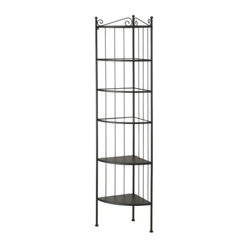 IKEA(イケア)『ロンシェール コーナーシェルフ ユニット』