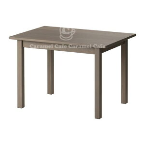 スンドヴィーク テーブル ブラウン