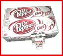 ダイエットドクターペッパー Diet DrPepper24本【ドリンク】炭酸飲料0カロリー【ギフト】2セッ...