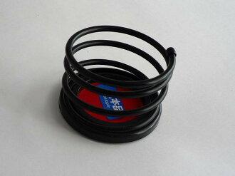 Design of coil drink holder