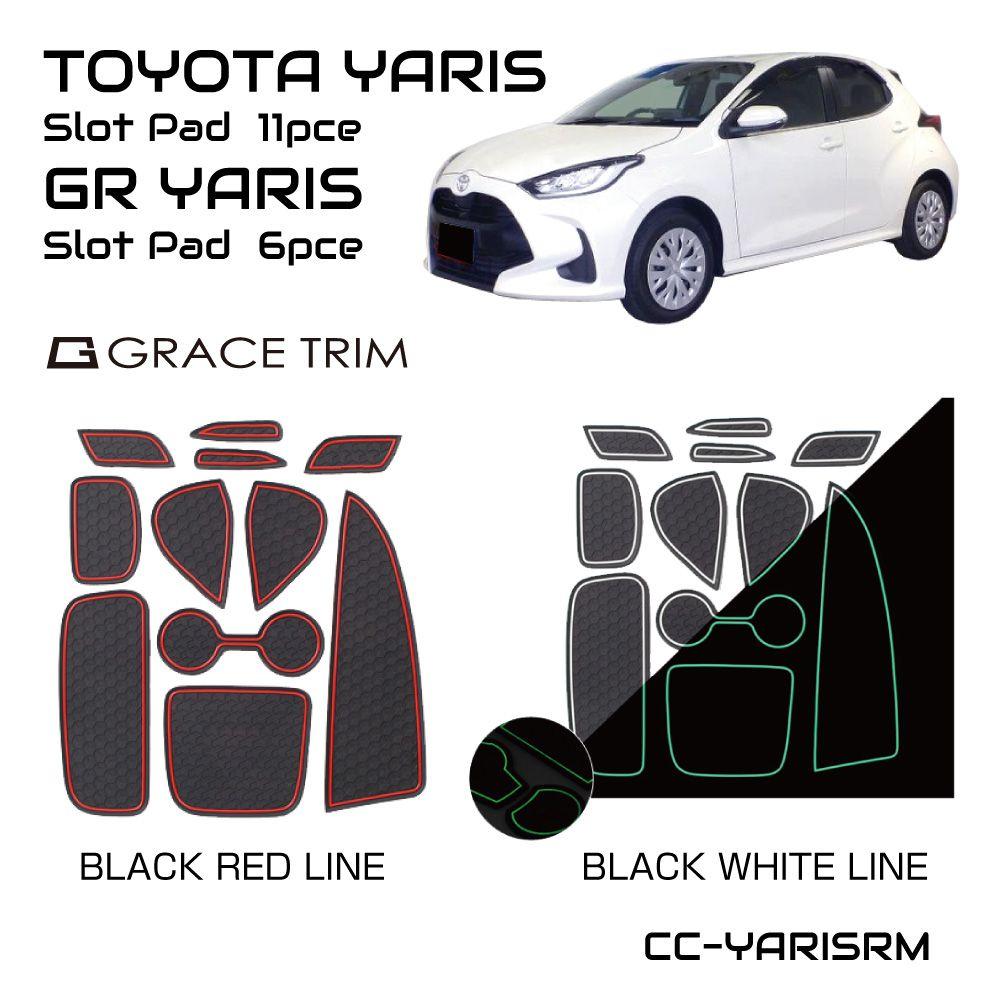 アクセサリー, フロアマット  gr YARIS TOYOTA 11 2 CC-YARISRM ()