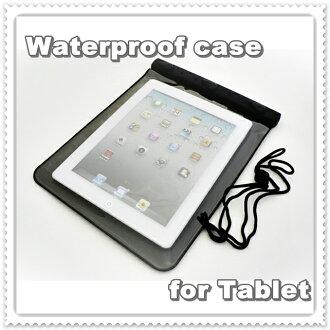 iPad iPad 2 vs according waterproof bag waterproof case black