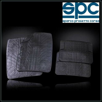 Sparco, sparco/SPC, ラバーフロア mat 4 PC OPC 18180001