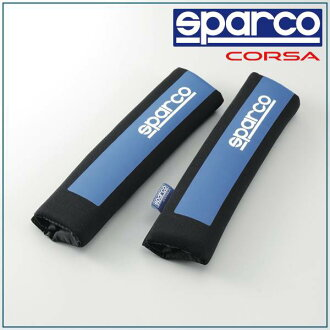 スパルコ, sparco/SPC, shoulder pat blue SPC1201