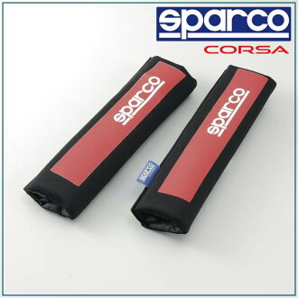 Sparco, sparco/SPC and shoulder pad red SPC1203