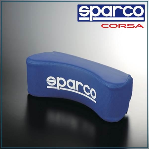 Sparco, SPARCO CORSA & neck pillow blue SPC4005