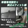 200系ハイエースDX/S-GL標準ボディ専用間仕切りロールスクリーン