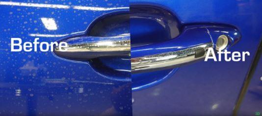 酸性ボディクリーナーウォータースポット除去DUREZZA酸性クリーナー200ml車シリカボディークリーナーシリカスケールボディウォータースポットクリーナーウォータースポット除去ウォータースポット除去剤イオンデポジット