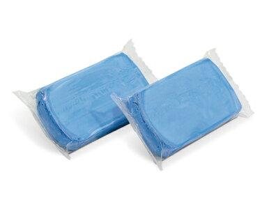 鉄粉除去トラップ粘土粘土クリーナーブルー粘土