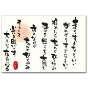 メッセージポストカード メッセージ