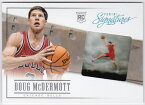 ダグ・マクダーモット 2013/14 Panini Signatures '14 Draft X-Change Doug McDermott