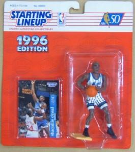 NBA ケナー・フィギュア 1996シャキール・オニール(マジック)