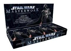 【送料無料】スター・ウォーズ 2014 TOPPS STAR WARS Masterwork ボックス (Box) ★2/12入荷!