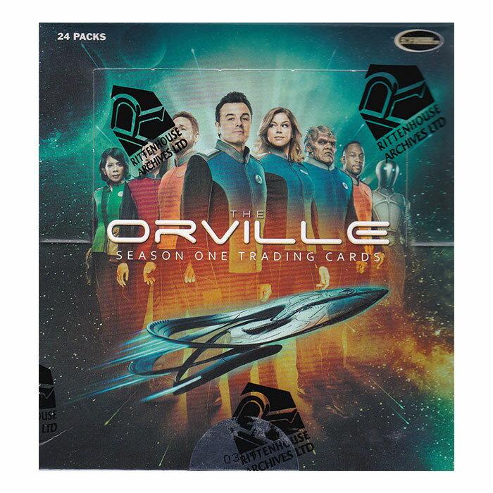 トレーディングカード・テレカ, トレーディングカード  2019 Rittenhouse The Orville Season One Trading Cards 424