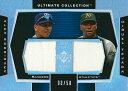 【アレックス・ロドリゲス】【ミゲル・テハダ】 MLBカード Alex Rodriguez / Miguel Tejada 2003 Ultimate Collection Dual Jersey 03/50 A-Rod ジャージナンバー!
