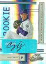 ケイシー?デイグル MLBカード Casey Daigle 2004 Playoff Absolute Memorabilia Rookie Autographs 122/500