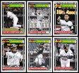 イチロー 3000本安打記念カードセット(6枚セット)Topps Ichiro's Journey to 3000
