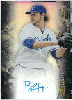 ブランドン・フィネガン 2014 Bowman Sterling Prospects Autographs Refractor 070/150 Brandon Finnegan