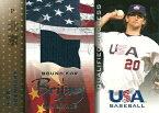 Baseball カード【ニック・エイデンハート】2006/07 USA Baseball Bound for Beijing Materials / Nick Adenhart