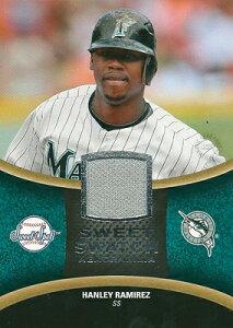 【MLB カード】をお探しならMLB カード【ハンリー・ラミレス】2008 UD Sweet Spot Swatches / H...
