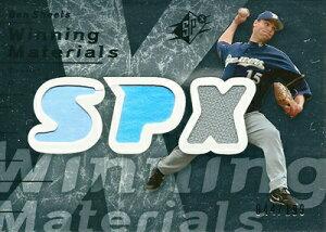MLBカードをお探しなら!ベン シーツ 2007 SPx Winning Materials 199 Silver 199枚限定! (04...