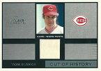 トム・シーバー MLBカード Tom Seaver 2003 Flair Greats Cut of History Game Used