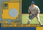 ラファエル・パルメイロ MLBカード Rafael Palmeiro 2001 Topps Reserve Game Jerseys