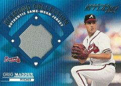 MLBカードをお探しなら!グレッグ・マダックス MLBカード Greg Maddux 2001 Studio Diamond Col...