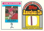 マイク・シュミット MLBカード Mike Schmidt 2001 Topps American Pie Timeless Classics Relics