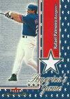 ラファエル・パルメイロ MLBカード Rafael Palmeiro 2002 Fleer Maximum Americas Game Jersey