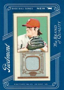 コール・ハメルズ MLBカード Cole Hamels 2009 Topps 206 Mini Framed Relics