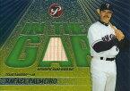 ラファエル・パルメイロ MLBカード Rafael Palmeiro 2002 Topps Pristine In the Gap Relics 034/425