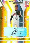多田野数人 MLBカード 2004 Donruss Elite Extra Edition Signature Aspirations Gold 05/20