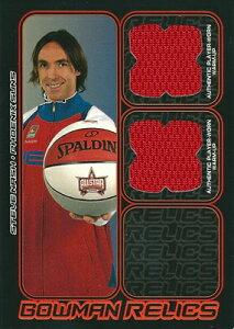 NBAカードをお探しなら!スティーブ ナッシュ NBAカード 2006/07 Bowman Dual Relics 249枚限定...