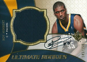 NBAカードをお探しなら!ロイ・ヒバート NBAカード Roy Hibbert 08/09 Ultimate Collection Roo...