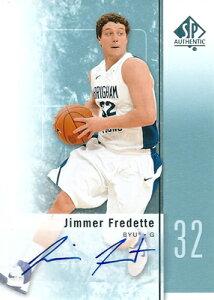 ジマー・フレデッテ NBAカード Jimmer Fredette 11/12 SP Authentic Autographs