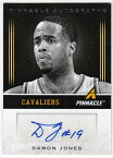 デイモン・ジョーンズ 2013-14 Panini Pinnacle Autographs Damon Jones