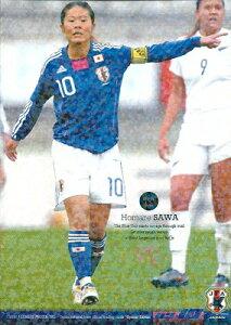なでしこJAPANカードをお探しなら!(祝!ワールドカップ優勝) 澤穂希 09/10 日本代表スペシャル...