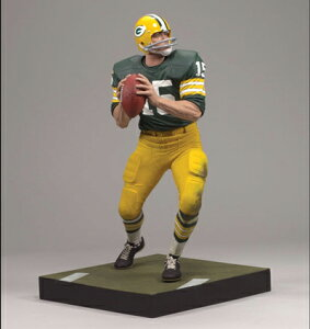 NFL McFarlane Legends 5 / マクファーレン レジェンド バート・スター / Bart Starr グリーン...