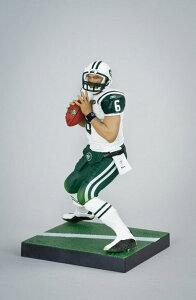 マーク・サンチェス マクファーレン NFLエリートシリーズ2 ジェッツ ホワイト Mark Sanchez 8/2...