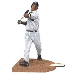 【セール】 MLB McFarlane 2011 エリートシリーズ (ヤンキース/ホワイト) ロビンソン カノ/ Ro...