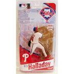 ロイ・ハラデイ MLBマクファーレン2010チームアソートメント (フィリーズ/ホワイト/オルタネイト) / Roy Halladay