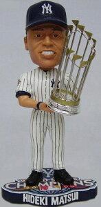 【松井秀喜】ニューヨークヤンキース2009ワールドシリーズチャンピオンズボブル