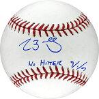 """クレイ・バックホルツ / Clay Buchholtz 直筆サインボール""""No Hitter 9/1/07""""インスクリプション入り"""