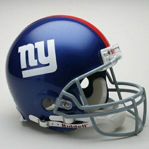 Riddell 【ニューヨーク・ジャイアンツ】 プロライン オーセンティック ヘルメット (Helmet) (N...
