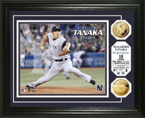 The Highland Mint (ハイランドミント) 田中将大 ニューヨーク・ヤンキース MLBデビューゴール...