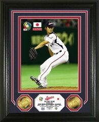 2009 WBC 日本代表フォト ダルビッシュ 有Highland Mint 記念フォト 2009WBC (祝! イチロー 9...